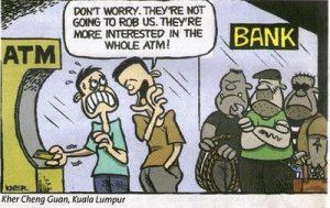 ATM Hoax